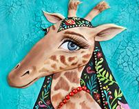 Anthropomorphic series: Beautiful Creatures