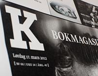 Bokmagasinet — Magazine