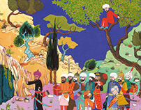 Ali Baba and the Forty Robbers