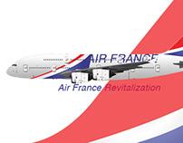 Air France Revitalization