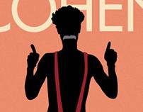 Movie Posters Stylized Michael Schwab
