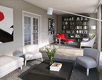 3d Visual Interiorproject