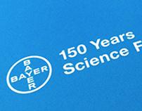 Calendar with illustration for Bayer 2013