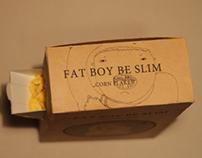 FAT BOY BE SLIME | corn flakes box