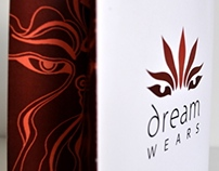 Dream Wears branding