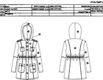 Jacket Technical Package