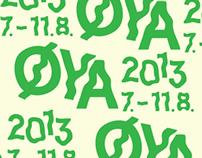 Øyafestivalen 2013