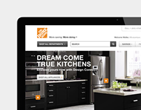 The Home Depot — Website
