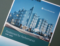 Equity Residential: investor relations brochure