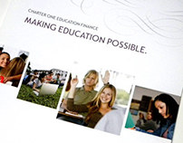 Charter One Education Finance Book