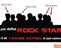 Rock The Cause Advertisement Winner