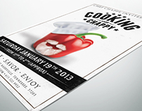 Cooking With Chappy Ad Concept