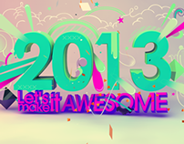 2013 - Let's Make It Awesome