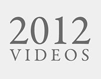 2012: Videos