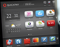 Quickpay Machines UI
