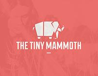 The Tiny Mammoth - Branding