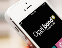 Opel bond Digital Campaign