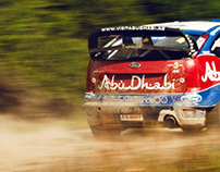 2010 WRC Rally Finland // SS8 & SS10 Myhinpaa