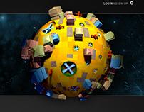 Flare3D Website
