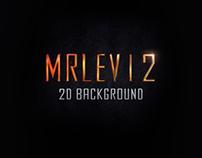 MrLEV12 / 2D Background