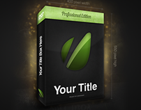 Pack Presentation Box PSD