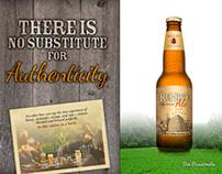 ReHive Ale - Ohio Microbrew Brand