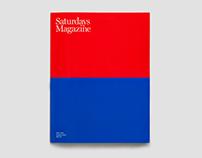 Saturdays Magazine Issue #001
