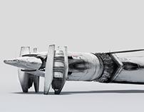 Spaceship | 2014