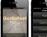 Vibram iPhone App
