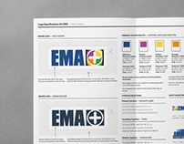 Logo Specifications for EMA