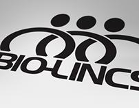 BioLincs - Logo and Brochure