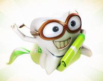 funny teeth:)