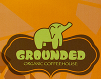 Coffee Shop Branding Series