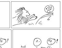 The Tap Comic Strips
