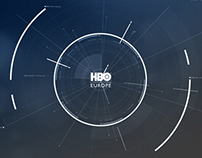 HBO Europe Re-Brand Pitch