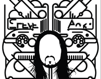 Blank You Very Much x Steve Aoki Contest Entries
