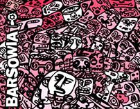Barsowia #11 cover art (2008)