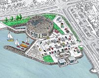 Akureyri Illustrated Map