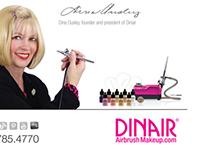 Dinair Pageant Advertisements