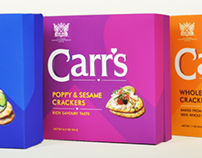 Carr's Biscuit