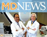 The MDNews Network Design