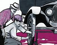 Auto-Repair Misadventure