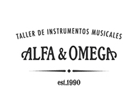 Alfa & Omega {Branding}