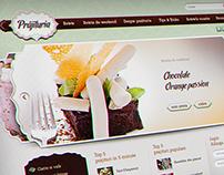 Prajituria Website