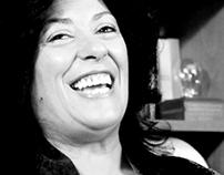 Reportaje con Almudena Grandes (escritora)