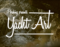PERSHING - Yacht Art