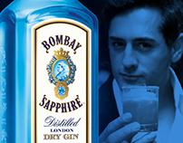 Bombay Sapphire + GQ Magazine Most Inspired Bartender