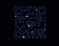 Pacman - QR code