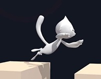Jumping Cat - Test