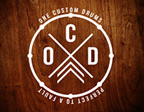ONE CUSTOM DRUMS (OCD)